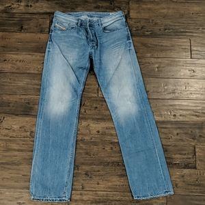 Men's Diesel Waykee Straight Leg - Size 31x34